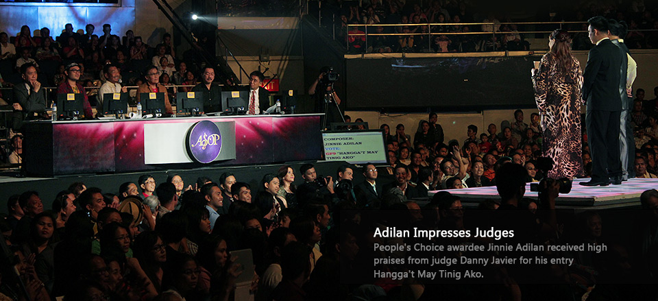 Adilan Impresses Judges