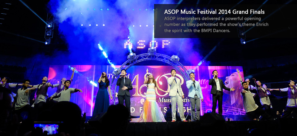 ASOP Music Festival 2014 Grand Finals