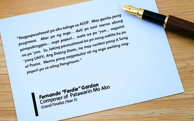 asop - personal note 002