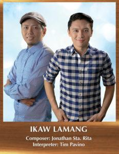 Tim Pavino, Ikaw Lamang