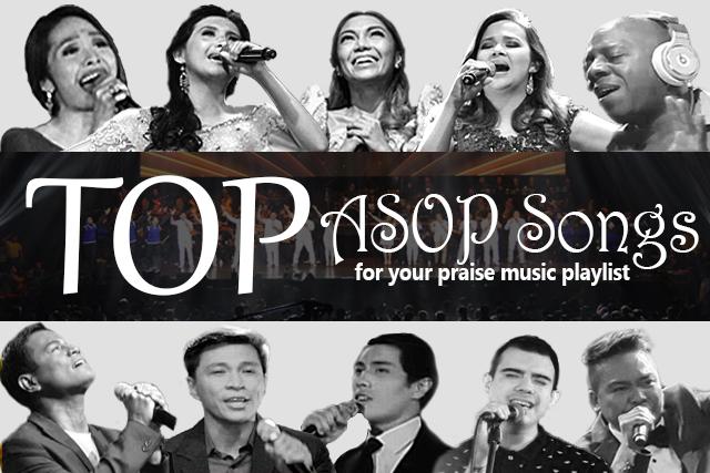 10 ASOP Songs For Your Praise Music Playlist - ASOP Music Festival