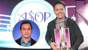 ASOP February Week 1 Winner: Winston Jay Ladera
